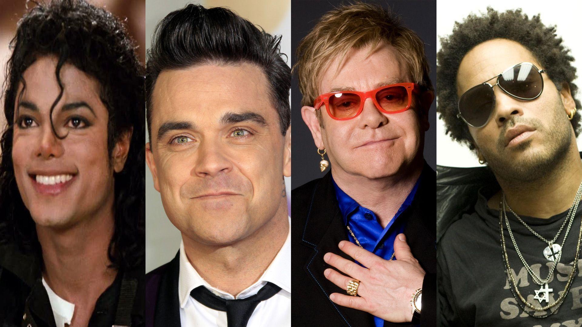 Les chanteurs américains qui ont marqué les années 80