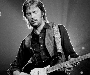 Biographie d'Eric Clapton, le célèbre chanteur Anglais