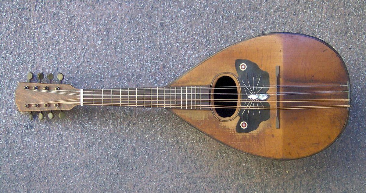 Tout ce qu'il faut savoir pour jouer de la mandoline