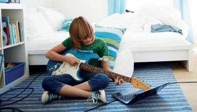 Apprendre la guitare sur internet : comment ça marche ?