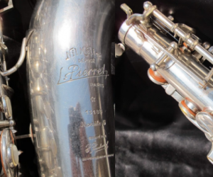Quels sont les différents modèles de saxophone ?