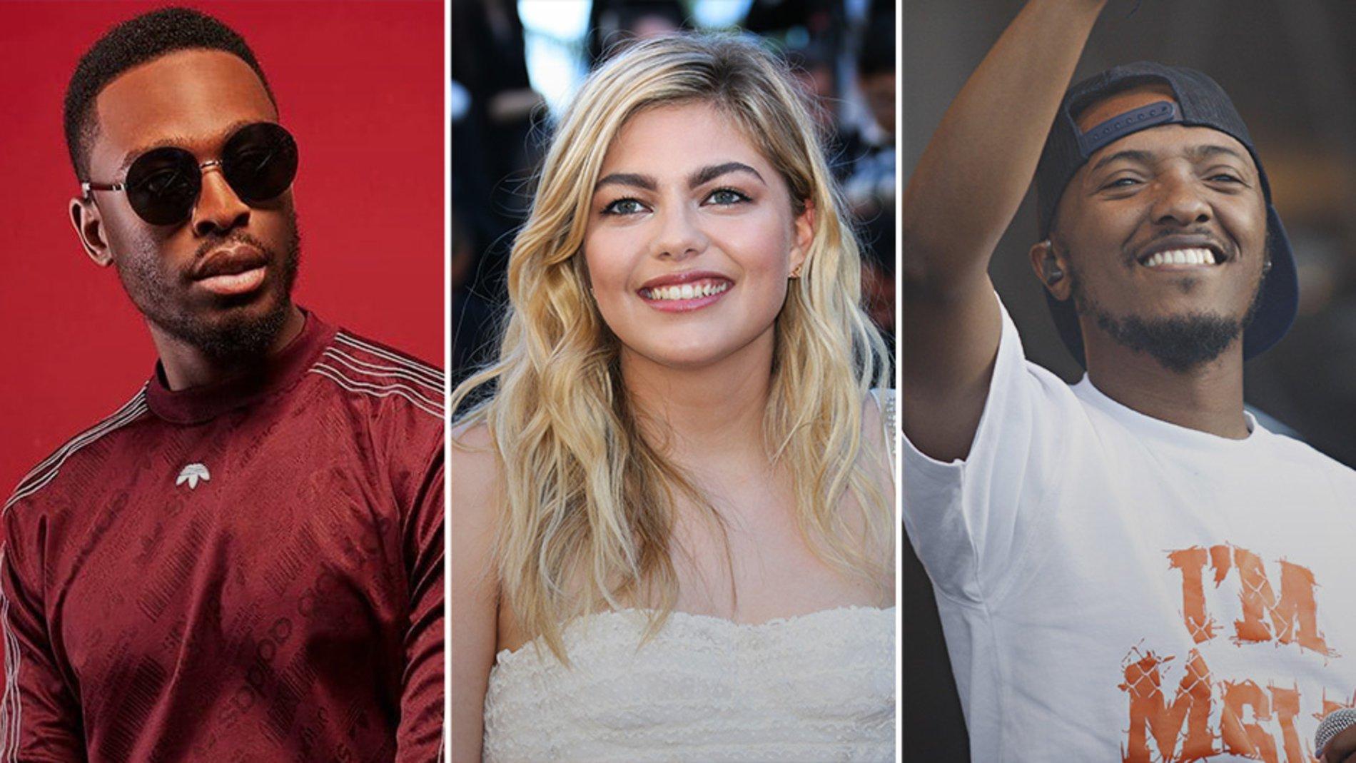 De jeunes artistes très populaires en cette année 2019