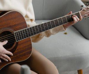 Pour la passion de la guitare acoustique